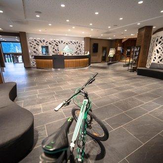 Reception Montarto Hotel