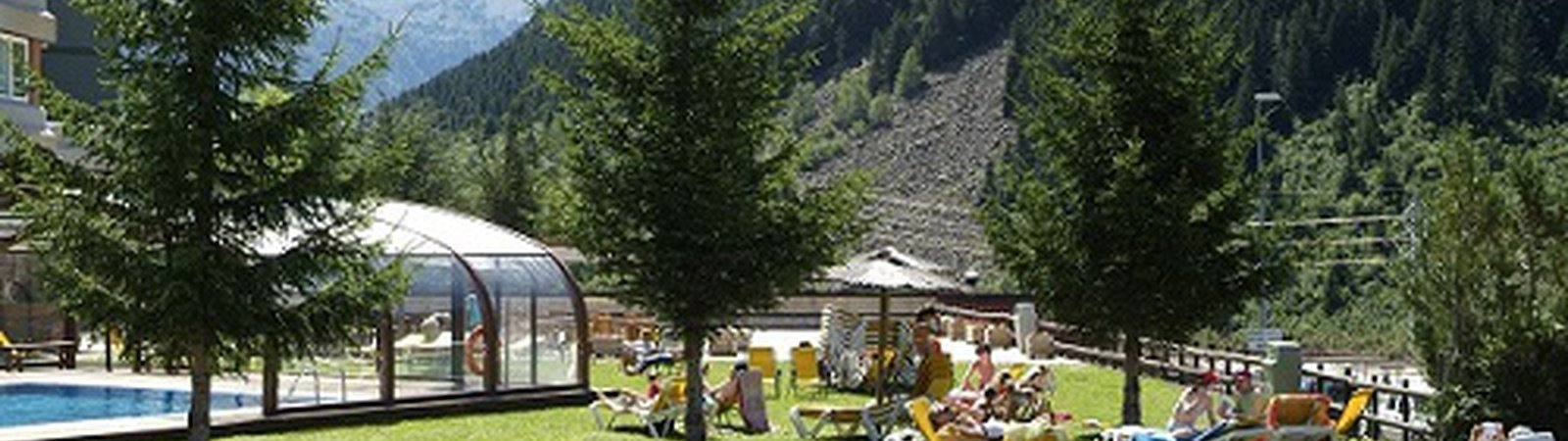 We will be open from July 1st to August 31st! The Hotel of Baqueira Beret