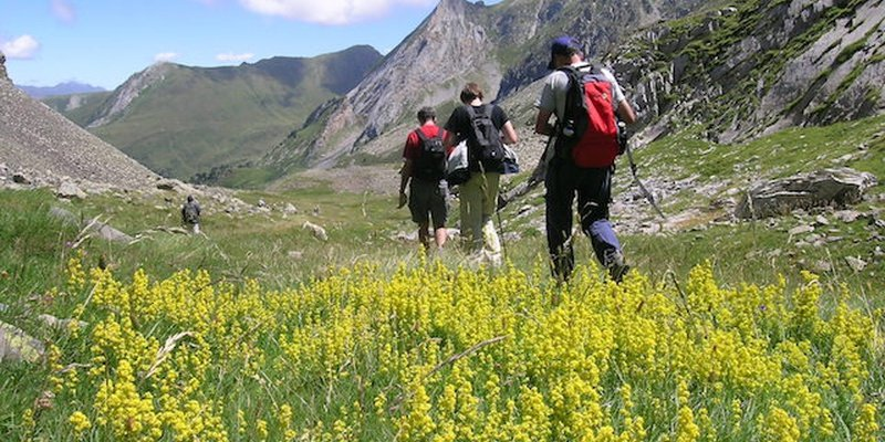 GUIDED EXCURSIONS The Hotel of Baqueira Beret