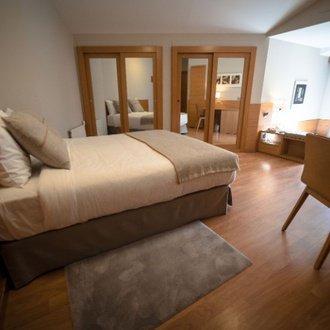 Room quadruple The Hotel of Baqueira Beret
