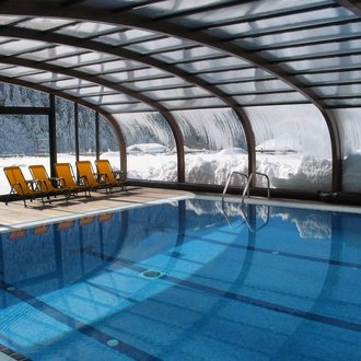 Swimming pool The Hotel of Baqueira Beret