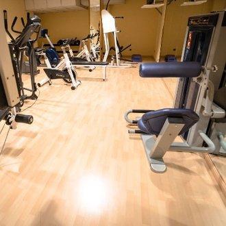 Gym The Hotel of Baqueira Beret