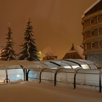 View The Hotel of Baqueira Beret