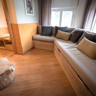 Junior Suite The Hotel of Baqueira Beret