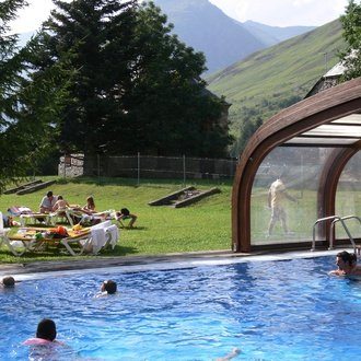 Pool The Hotel of Baqueira Beret