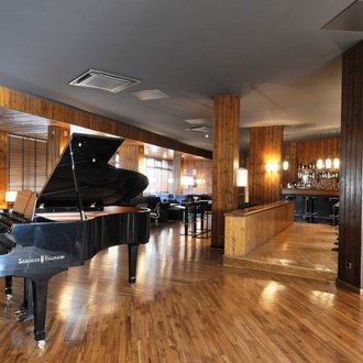 Piano Bar The Hotel of Baqueira Beret