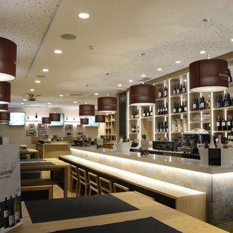 Wine Bar Montarto Hotel